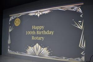 Celebrating 100 Years of Rotary