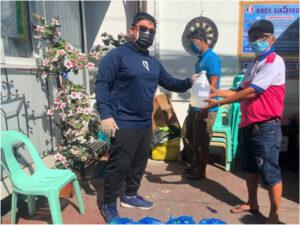 Helping Intramuros Citizens – Philippines
