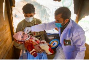 Polio Eradication Update 7/29/21