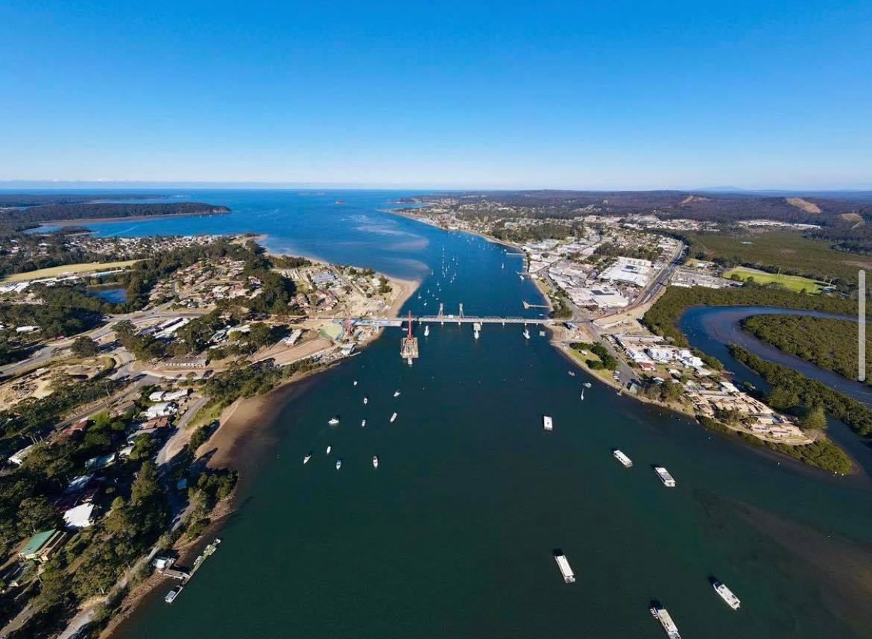 Beautiful Batemans Bay, NSW South Coast